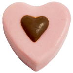 Chocolate Therapy Massage Heart
