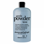 Gentle Powder Love Shower and Bath Gel