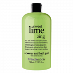 Sweet Lime Zing Shower and Bath Gel