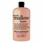 Marshmallow Hearts Shower and Bath Gel