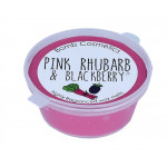 Pink Rhubarb & Blackberry Mini Melt