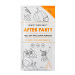 After Party Peel-off Face Mask Powder