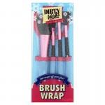 Brush Wrap Set