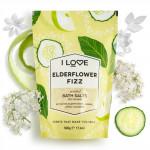 Elderflower Fizz Bath Salts