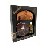 Deluxe Pomade Hairy Man Gift Set