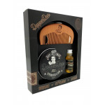 Heavy Hold Pomade Hairy Man Gift Set