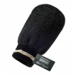 Exfoliating SPA Mitt Black
