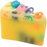 Pina Pinata Soap Cake Slice