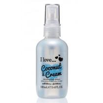Coconut & Cream Refreshing Body Spritzer