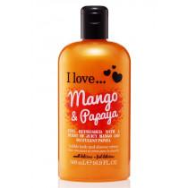 Mango & Papaya Bubble Bath & Shower Crème