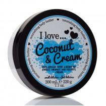 Coconut & Cream Nourishing Body Butter