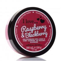 Raspberry & Blackberry Nourishing Body Butter