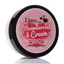 Strawberries & Cream Nourishing Body Butter