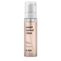 sweet sunset vibes light gradual tan mousse