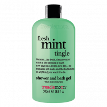 Fresh Mint Tingle Shower and Bath Gel