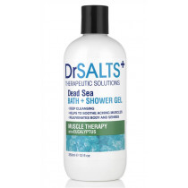 Dead Sea Muscle Therapy Bath & Shower Gel with Eucalyptus