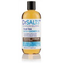 Dead Sea Bath & Shower Gel with Black Pepper