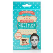 SOS Beauty Boost Moisturising Sheet Masks