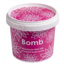 Himalayan Pink Salt Oil Based Body Scrub