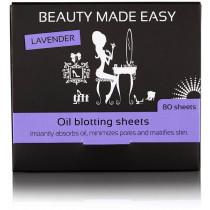 Lavender Oil Blotting Sheets