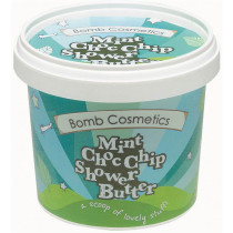 Mint Choc Chip Shower Butter