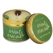 Mint Mocha Tin Candle
