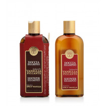 Spicy Vanilla Shower & Shampoo