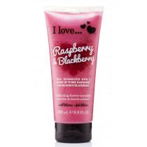Raspberry & Blackberry Exfoliating Shower Smoothie