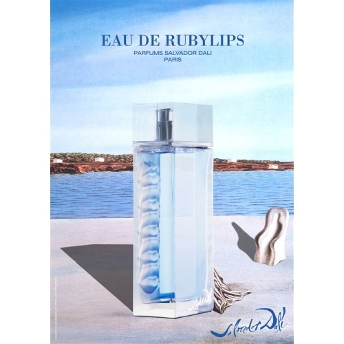 Cosmotrade - Eau De Rubylips EdT - Salvador Dali - Brands