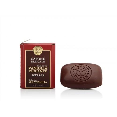 Cosmotrade - Spicy Vanilla Bar Soap - Erbario Toscano - Brands