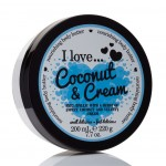 Coconut & Cream Nourishing Body Butter