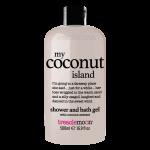 My Coconut Island Shower and Bath Gel