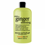 One Ginger Morning Shower and Bath Gel