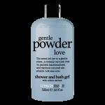 Gentle Powder Love Shower and Bath Gel