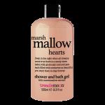 Marshmallow Hearts Shower and Bath Gel