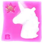 Pink Unicorn Wax Melt Shapes