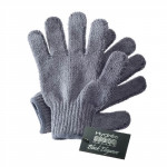 Organic Carbonised Bamboo Exfoliating Gloves
