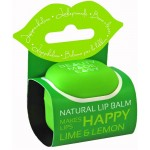 Lime & Lemon Natural Lip Balm
