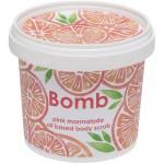 Pink Marmalade Oil Based Body Scrub