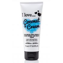 Coconut & Cream Super Soft Hand Lotion