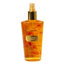Alluring Amber Fragranced Body Mist
