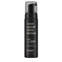 i love myself more tanned self tan mousse
