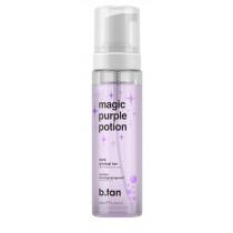 magic purple potion dark gradual tan mousse