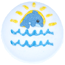 Dolphinately Bath Blaster