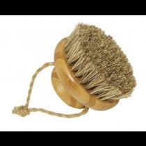 Round Bamboo Body Brush