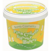 Pina Colada Shower Butter