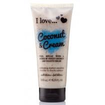 Coconut & Cream Exfoliating Shower Smoothie