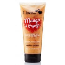 Mango & Papaya Exfoliating Shower Smoothie